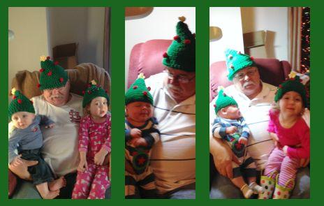 christmastreehats2012