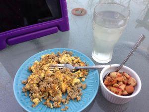 breakfastonthedeck