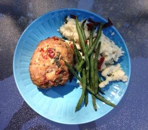 Italian Meatloaf Meal